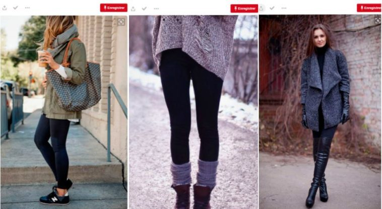 5 types of shoes to wear with leggings for a stylish ...