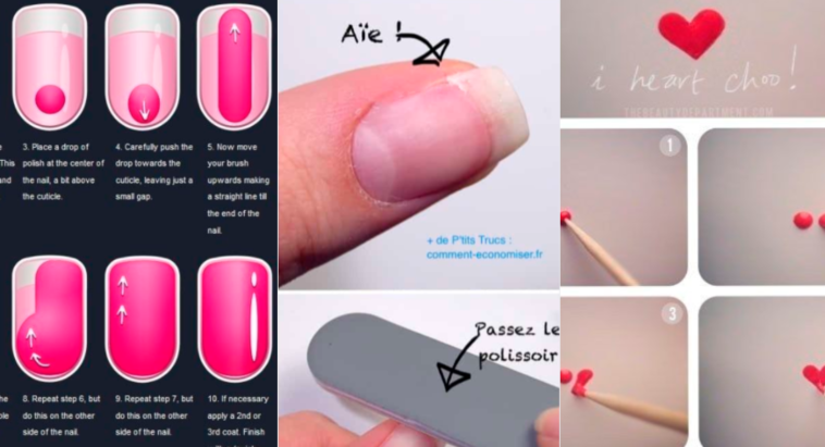 10 revolutionary nail care and manicure tips you never heard of ...
